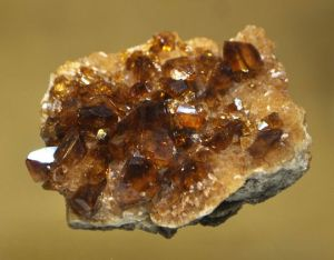 Boron Mineral - Colemanite