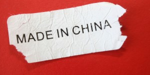 Made in China RED (Macro)