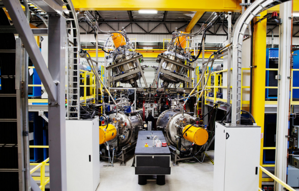 Image result for Tri Alpha Energy lead the path to clean fusion-powered electricity